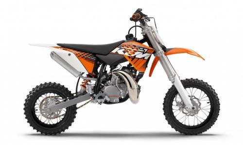 Acheter Moto de rout KTM Junior 50 SX