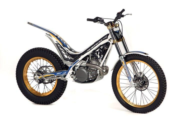 Acheter Moto Sherco Trial 4-temps