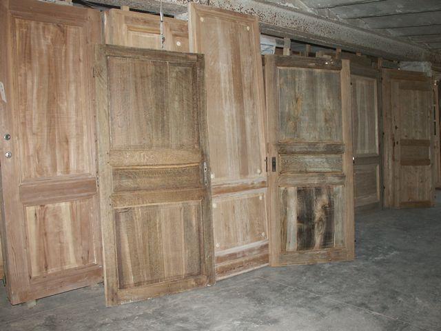 Acheter Les portes en bois