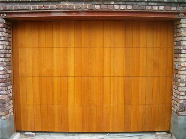 Acheter Portes de garage en bois massif