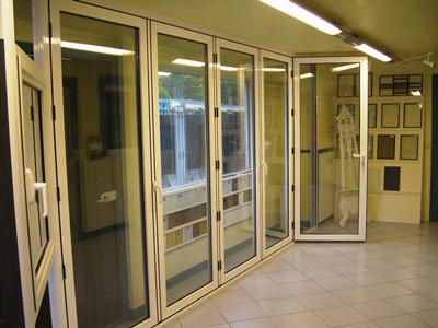 Acheter Fenêtres accordéons aluminium