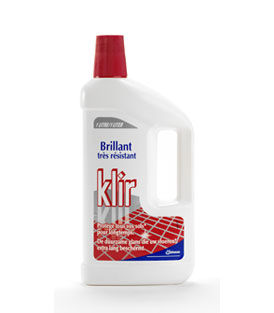 Acheter Entretien des sols Klir Brillant