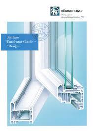 Acheter Châssis en PVC EuroFutur «Design»