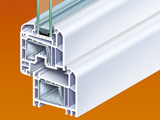 Acheter Profilés en PVC EuroFutur Classic la version Elegance