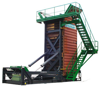 Acheter Container Tipper Combilift