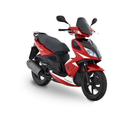 Scooter Kymco 50 Super 8 2T