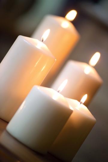 Acheter Rustic candles