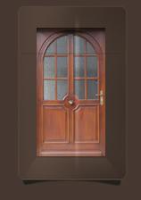 Acheter La porte en bois