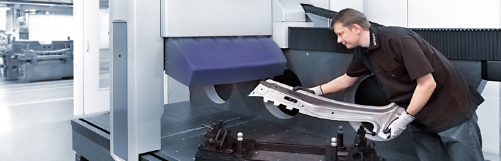 Acheter Hot-formed tools for press parts of automotive glass