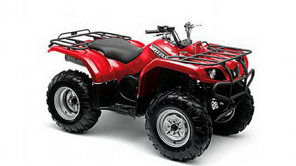 Quad Yamaha Grizzly 700YFM