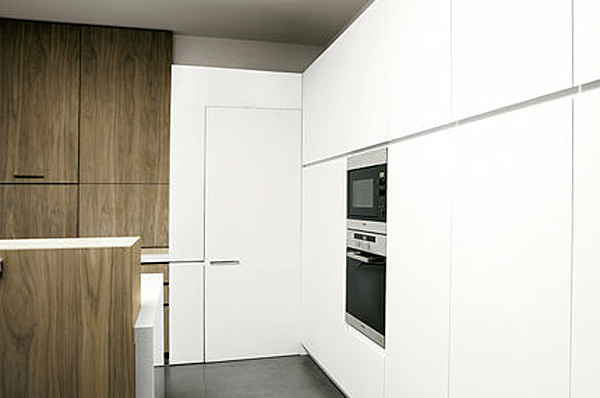 Universal systems for frameless doors X2_40 deurframe