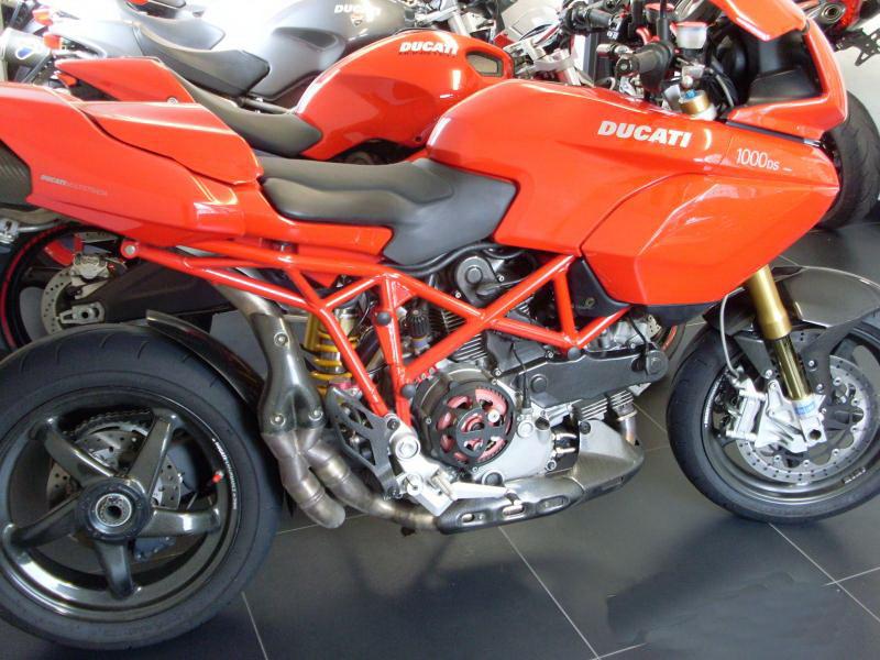 Acheter Moto Ducati