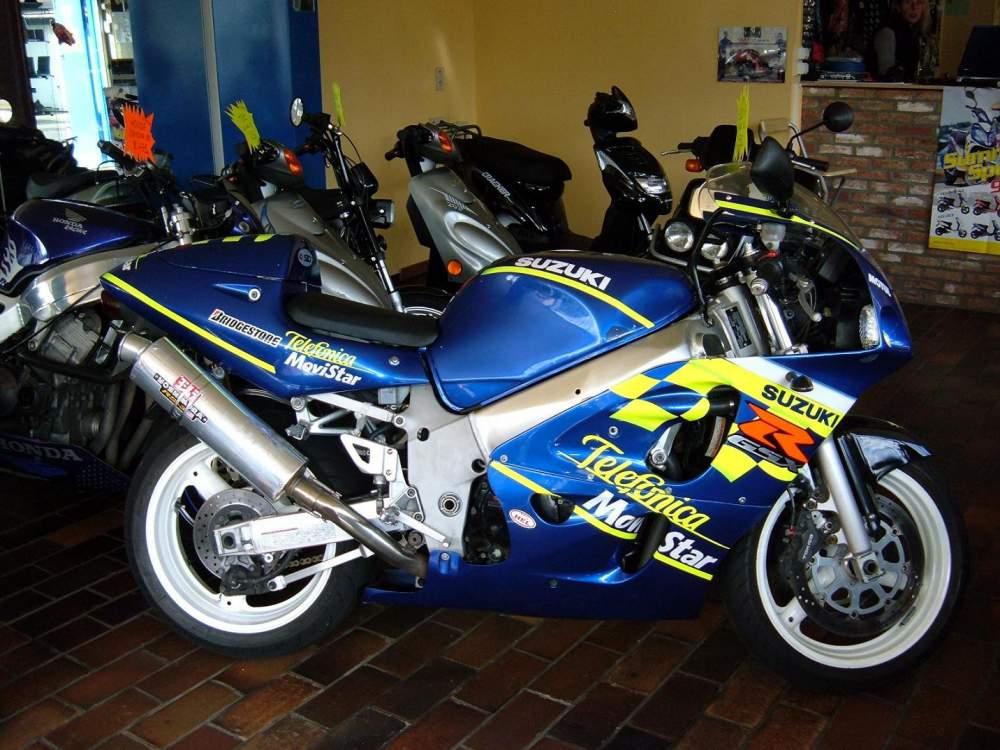 Acheter Moto Suzuki