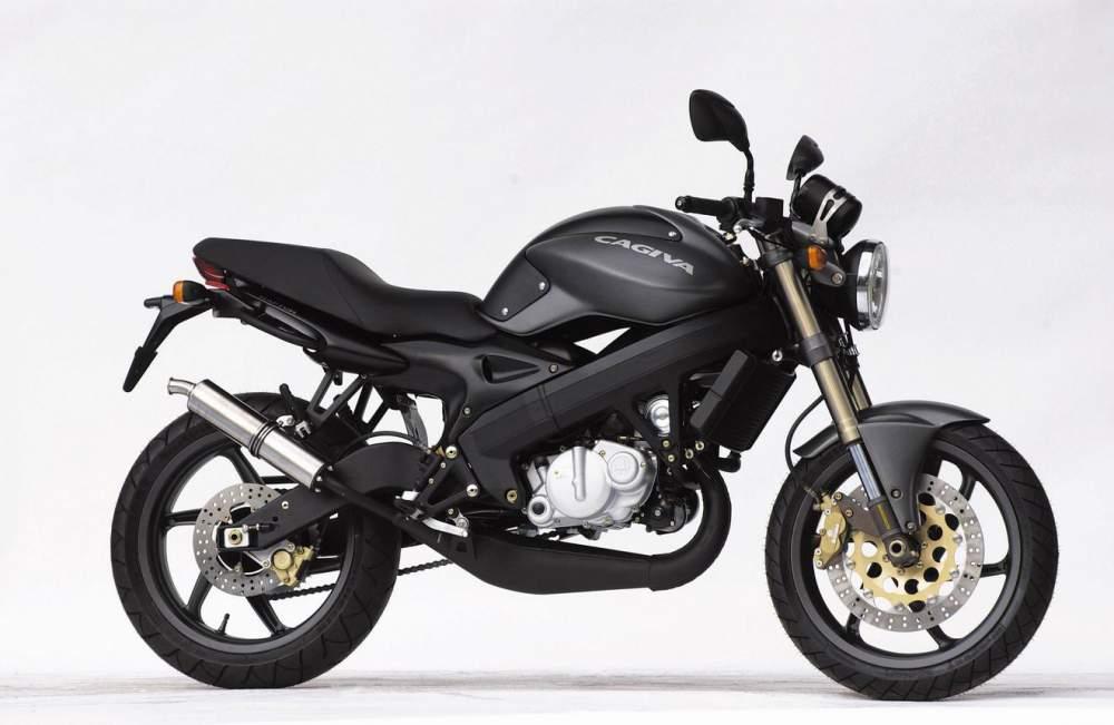 Acheter Moto Cagiva Raptor 125