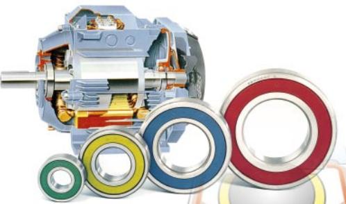 Acheter Sealed ball bearings for high temperatures