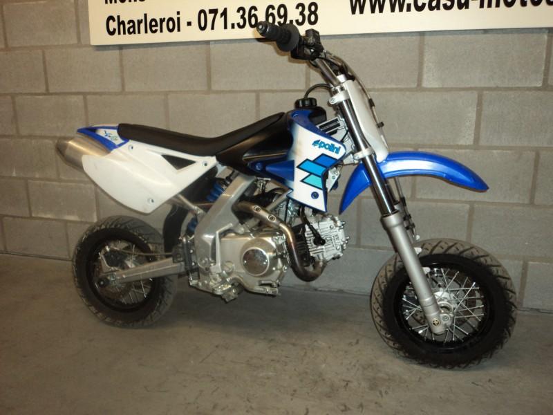 Acheter Moto pour enfant Polini Supemotard