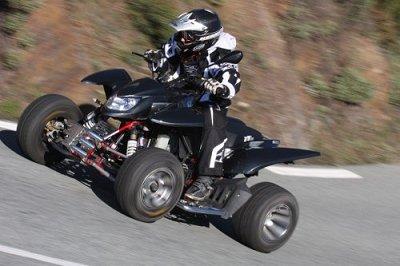 Acheter Quad Triton 450 roadster