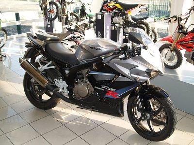 Acheter Moto de route Hyosung Comet 125