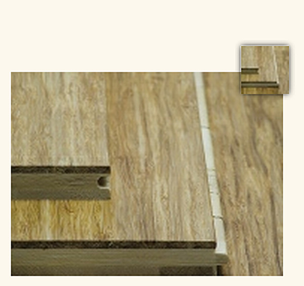 Acheter Parquet BBTouch BamWood Density Naturel