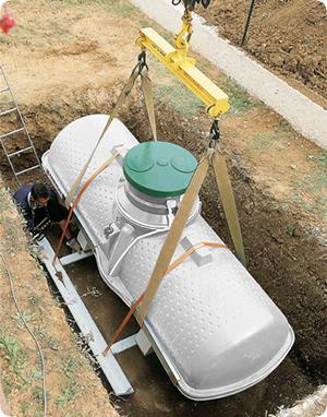 Acheter Citernes à gaz souterraines