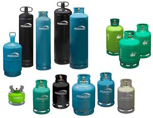 Acheter Bouteilles de gaz à usage domestique