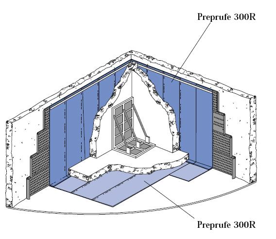 Acheter Membrane d'étanchéité adhérente au béton coulé en place
