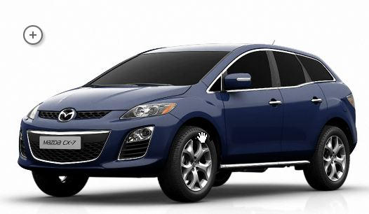 Acheter SUV crossover Mazda CX-7