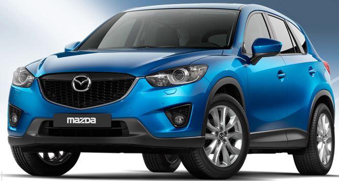 Acheter SUV compact Mazda CX-5