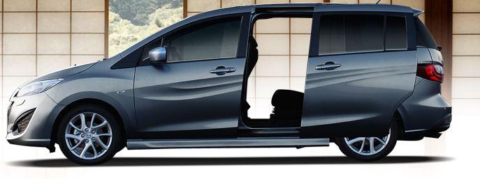 Acheter Véhicule Mazda5