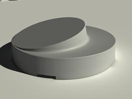 Acheter Banc en béton architectonique Round