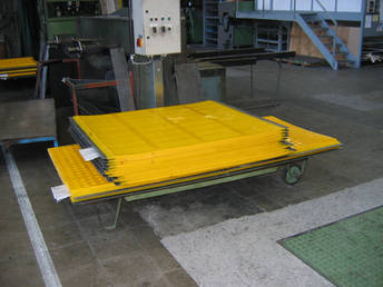 Acheter Polyurethane screens