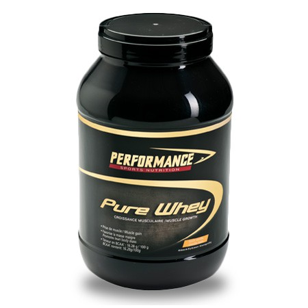 Protéines Performance Pure Whey - 2kg