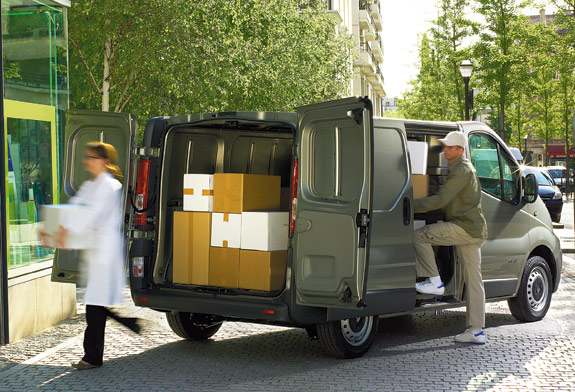 Acheter Véhicule Renault Trafic fourgon
