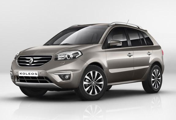 Acheter Véhicule Renault Koleos