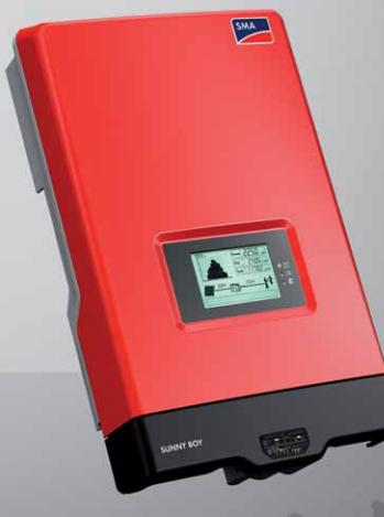 Acheter Inverters galvanically isolated SUNNY BOY 2000HF / 2500HF / 3000HF