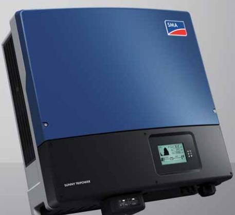 Inverters SUNNY TRIPOWER 8000TL