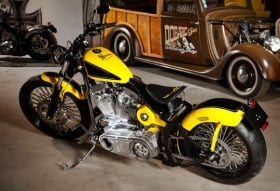 Acheter Moto Headbanger High Flyin