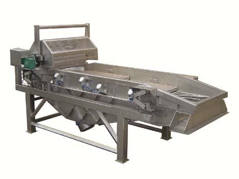 Acheter Machine for spreading or sorting goods.