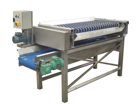 Acheter Machine for sorting beans on thickness