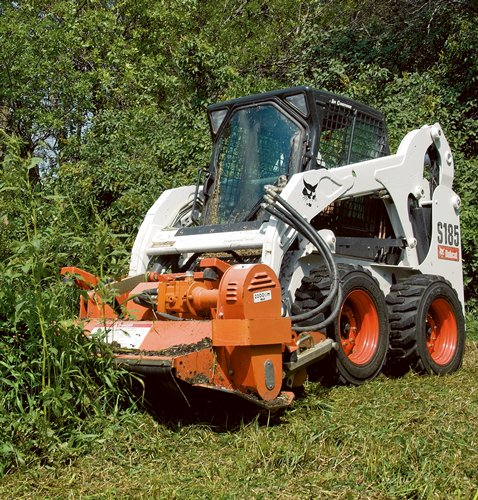 Chargeur compact Bobcat s185