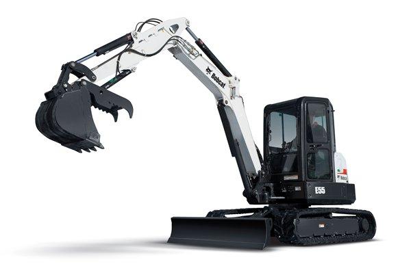 Acheter Excavatrice Bobcat E55