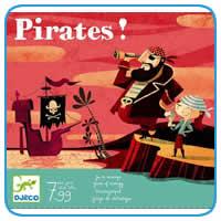 Acheter Jeu de stratégie Pirates (à partir de 7 ans)
