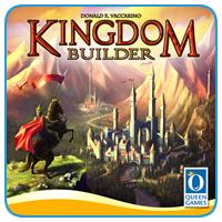 Acheter Jeu de stratégie Kingdom Builder (à partir de 10 ans)