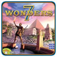 Acheter Jeu de cartes 7 Wonders (à partir de 10 ans)