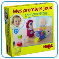 Acheter Premiers jeux Les marionnettes (pour les tout petits)