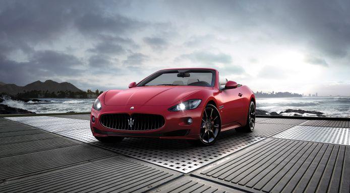 Acheter Car Maserati GranCabrio Sport