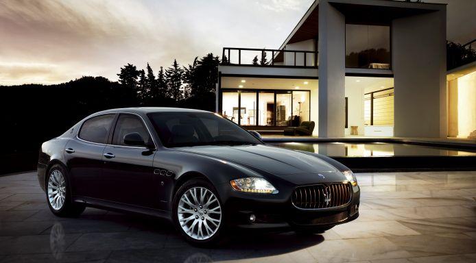 Acheter Car Maserati Quattroporte