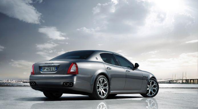 Acheter Car Maserati Quattroporte S