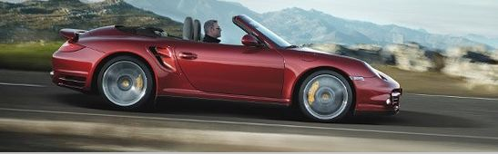Acheter Véhicule Porche 911 Turbo Cabriolet