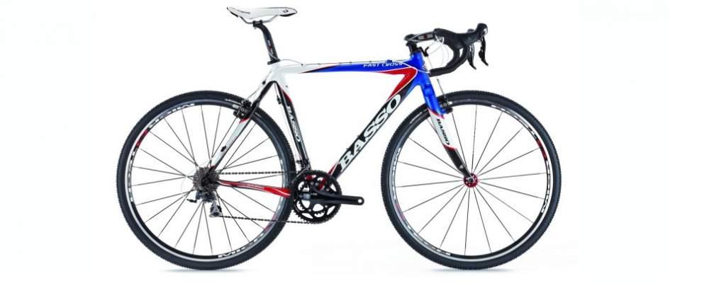 Acheter Velo Basso Fast Cross blue